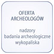 Oferta Działu Archeologii
