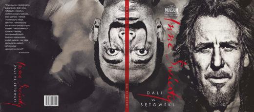"""Okładka katalogu """"Inne Światy – Salvador Dali versus Tomasz Sętowski"""""""