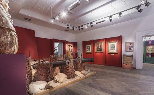 Zdjęcie z wystawy Dzieje Miasta Częstochowy