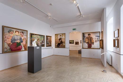 Zdjęcie z wystawy Sztuka Polska XIX i XX wieku