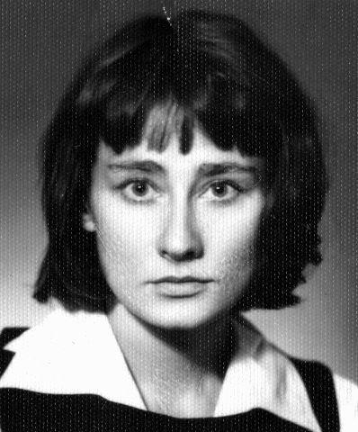 Fotografia Haliny Poświatowskiej ze zbiorów Muzeum Częstochowskiego